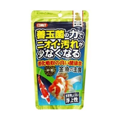 イトスイ コメット 金魚の主食 納豆菌 中粒 200g