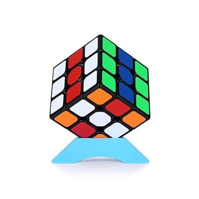 QiYi Magic Cube 魔方 3x3x3 Magic Cube 競技用 立体パズル 脳トレ