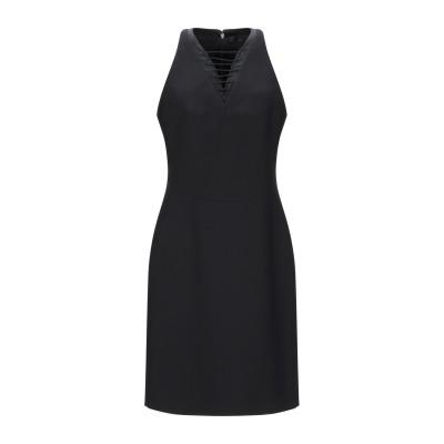 アレキサンダーワン ALEXANDER WANG ミニワンピース&ドレス ブラック 2 ポリエステル 100% / シルク ミニワンピース&ドレス
