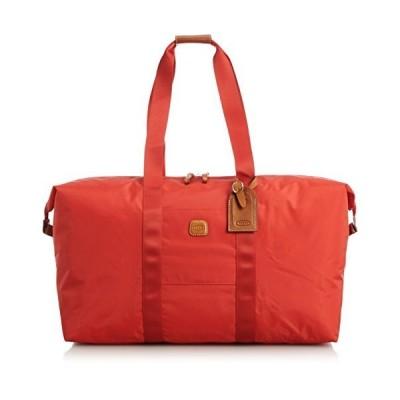 Bric's 22 Inch Folding Duffel, Red, One Size 並行輸入品
