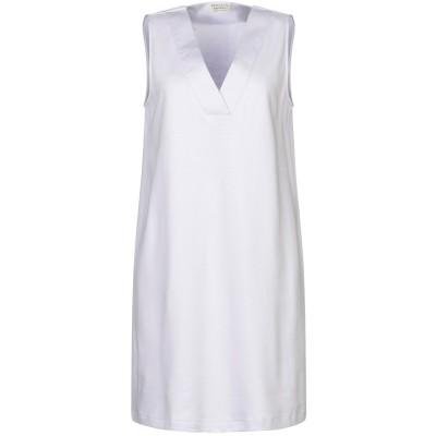 VIKLI D. ミニワンピース&ドレス ライラック 42 コットン 94% / ナイロン 6% ミニワンピース&ドレス