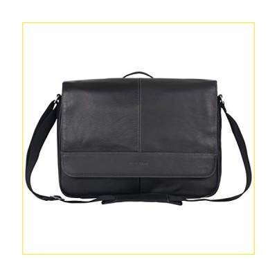 Kenneth Cole Risky Business Messenger Bag, Black, One Size Color: Black Consumer Portable Electronics/Gadgets【並行輸入品】