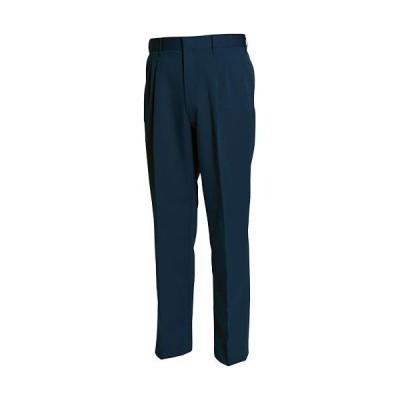 ティーエスデザイン(TS DESIGN) メンズ スラックス ネイビー 92-110 7111 48 作業服 作業着 ワークウェア パンツ ズボン