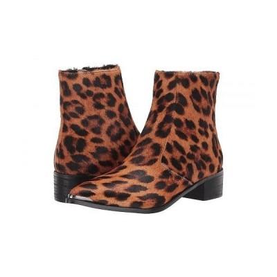 Botkier レディース 女性用 シューズ 靴 ブーツ アンクルブーツ ショート Greer - Leopard