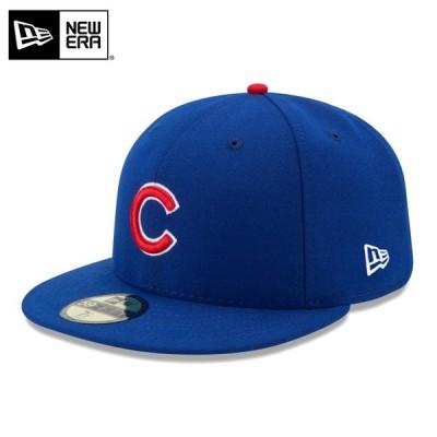 【メーカー取次】 NEW ERA ニューエラ 59FIFTY MLB On-Field シカゴ・カブス ブルー 11449388 キャップ【Sx】
