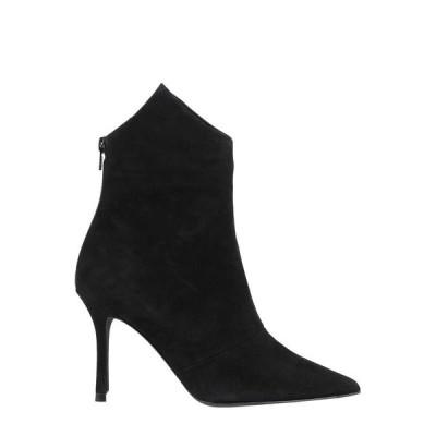 MARC ELLIS ショートブーツ  レディースファッション  レディースシューズ  ブーツ  その他ブーツ ブラック