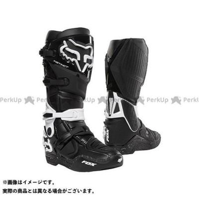【無料雑誌付き】フォックス インスティンクト 2.0 ブーツ(ブラック/ホワイト) サイズ:8/26.0cm FOX