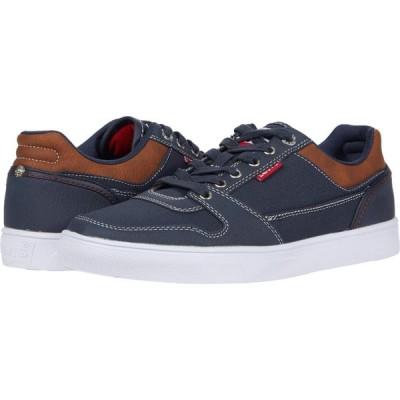 リーバイス Levi's Shoes メンズ スニーカー シューズ・靴 Mason LO Olympic Navy/Red