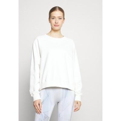 アーケット パーカー・スウェットシャツ レディース アウター Sweatshirt - white