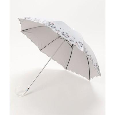 """傘 晴雨兼用傘 """"フラワー ハート"""""""