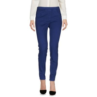 ブルー レ・コパン BLUE LES COPAINS パンツ ブルー 40 コットン 98% / ポリウレタン 2% パンツ