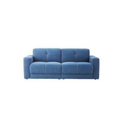 キャピタル ソファー 2人掛け 3人掛け ゆったり肘を置くことができ くつろぎ効果抜群SS-115DM代引不可 同梱不可