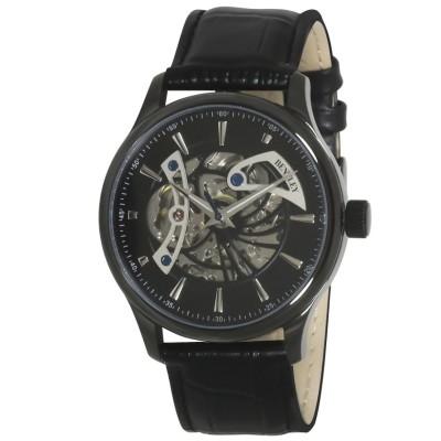 【クレファープラス】 BENTLEY ベントレー 機械式腕時計 メンズ ユニセックス 17ブラック系 F CREPHA PLUS