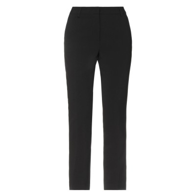DRESSISM. パンツ ブラック 42 ポリエステル 91% / ポリウレタン 9% パンツ