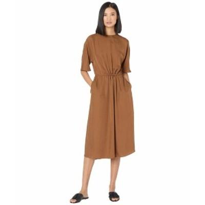 ヴィンス レディース ワンピース トップス Short Sleeve T-Shirt Dress Palo Santo