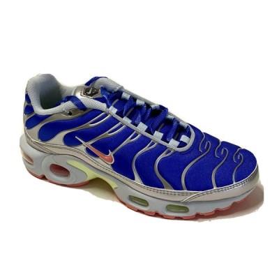 """ナイキ NIKE エア マックス プラス Air Max Plus """"Ultraman"""" Running Shoes レディース CU4819-400 ランニング スニーカー Blue Silver"""