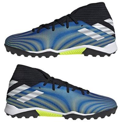 ネメシス.3 TF チームロイヤルブルー×フットウェアホワイト 【adidas アディダス】サッカーフットサルトレーニングシューズfw7407