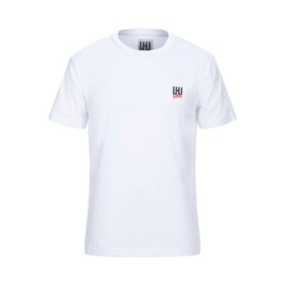 LHU URBAN T シャツ ホワイト S コットン 100% T シャツ