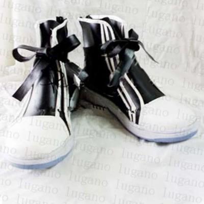 ファイナルファンタジー7(FF7) ティファ・ロックハート風 コスプレ専用 靴  ブーツ  コスプレ靴 ハロウィン