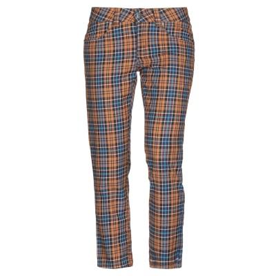 ジェッカーソン JECKERSON パンツ キャメル 27 コットン 97% / ポリウレタン 3% パンツ