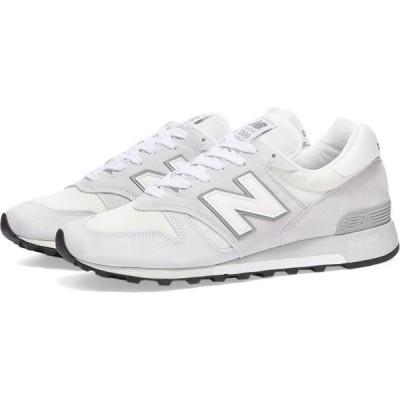 ニューバランス New Balance メンズ スニーカー シューズ・靴 m1300clw - made in usa Grey/White