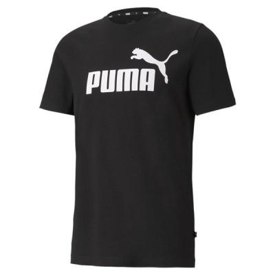 プーマ  ESS ロゴ Tシャツ  588737-01 メンズ