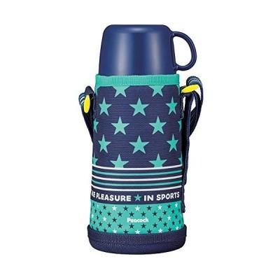 ピーコック 2WAYステンレスボトル(ネイビースター) ASG-W81-AKS/ ピーコック