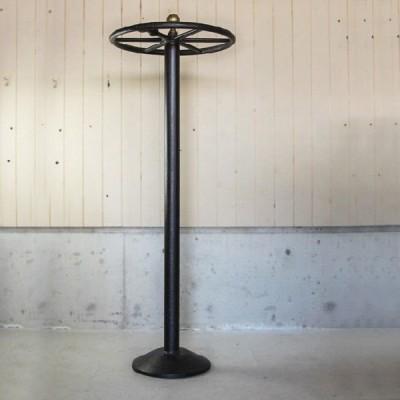 【アメリカンアンティーク】 antique round circle rack 古いラウンドサークルラック 【中古】
