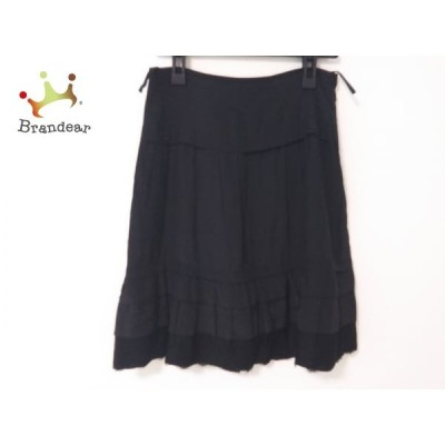 ボディドレッシングデラックス BODY DRESSING Deluxe スカート レディース 美品 黒     スペシャル特価 20200509