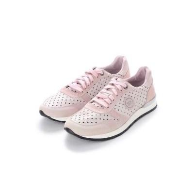 ヨーロッパコンフォートシューズ EU Comfort Shoes BCN スニーカー(C-950 SRA) (ライトピンク)