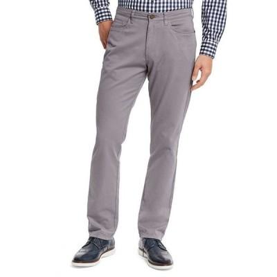 ジョンストンアンドマーフィー メンズ カジュアルパンツ ボトムス Five-Pocket Straight-Fit Pants