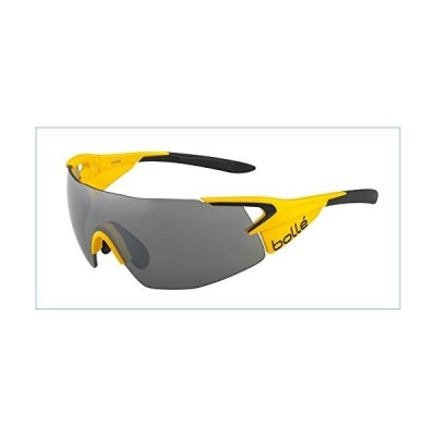 Bolle 5th Element Pro Sunglasses, Matte Yellow/Grey TNS Gun Oleo AF並行輸入品