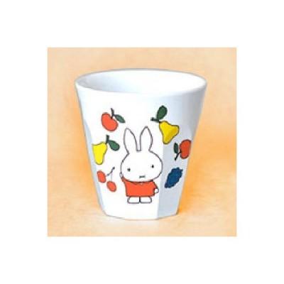 メラミン食器 子供食器 ミッフィー カップ M-2818FR/業務用/新品