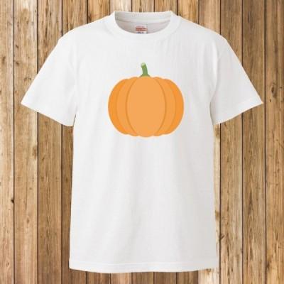 Tシャツ/カボチャ/ホワイト