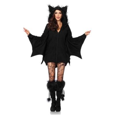 コウモリ コスチューム 大人女性用 Cozy Bat
