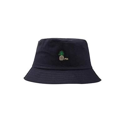 バケットハット UVカット帽子 ハット 漁師帽 サンバイザー オシャレ オールシーズン 折り畳可能 通気性抜群 無地 紫外線対策 日常用/旅行用/アウ