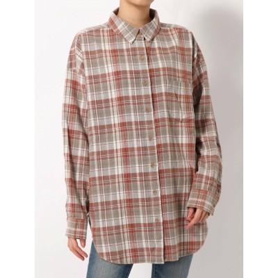 【公式】Ungrid(アングリッド)チェックビッグシャツ