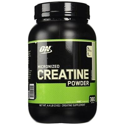 オプティマムニュートリション 微粉化クレアチンパウダー 無香料 2kg Optimum Nutrition Micronized Creatine Powder Unflavored 4.4 lb(2kg)