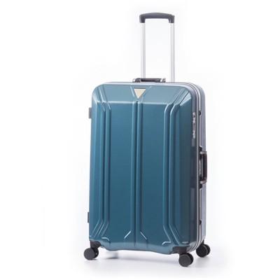 (ASIA LUGGAGE/アジアラゲージ)アジアラゲージ スーツケース Lサイズ 93L ALI-1031-28S イケかる 大容量 受託手荷物規定内 ストッパー ダイヤルロック&キーロック/ユニセックス ブルー