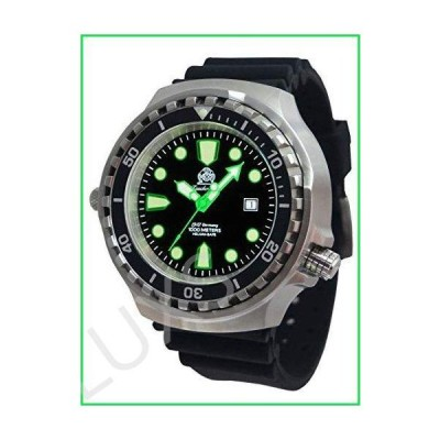 52mm Big Size case Automatic Watch with Sapphire Glass T0328 並行輸入品