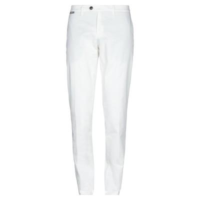 イレブンティ ELEVENTY パンツ ホワイト 36 コットン 98% / ポリウレタン 2% パンツ