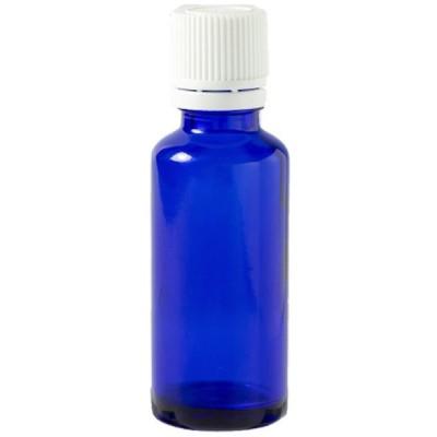生活の木 青色ガラス瓶30ml(TBGボトル)