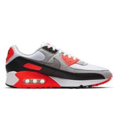 NIKE AIR MAX III OG RADIANT RED WHITE/BLACK-COOL GREY-RADIANT RED