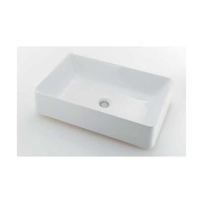 カクダイ 角型洗面器 品番:#LY-493212