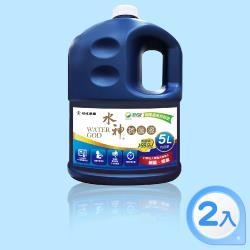 旺旺水神 抗菌液桶裝水5L 2入組(霧化器專用)