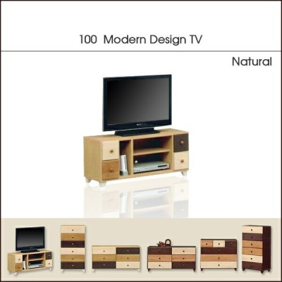 テレビ台 テレビボード ローボード 日本製 完成品 桐材 幅101cm ナチュラル