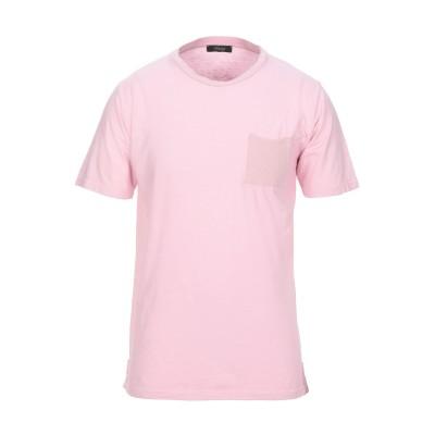 RETOIS T シャツ ピンク XXL コットン 100% T シャツ
