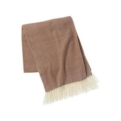 ユニセックス アクセサリー  Alashan Adirondack Woven Herringbone Throw Blanket