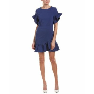 Drew  ファッション ドレス Drew Mai Shift Dress Xs Blue