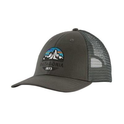 パタゴニア 帽子 アクセサリー メンズ Patagonia Men's Fitz Roy Scope LoPro Trucker Hat ForgeGrey